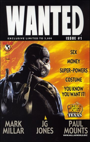 Wanted (2003) 1-F by Top Cow