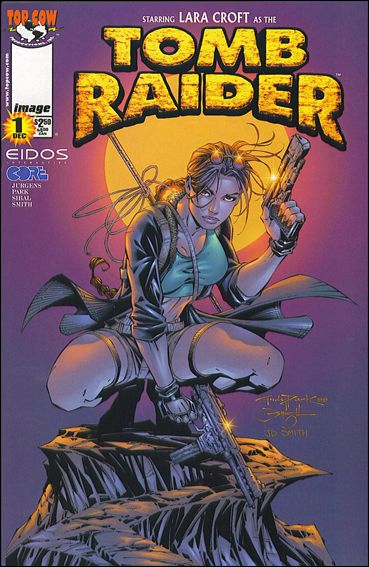 Tomb Raider: The Series 1-D by Top Cow