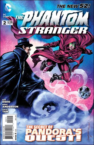 Phantom Stranger (2012) 2-A by DC