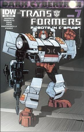 Transformers: Robots in Disguise 25-C