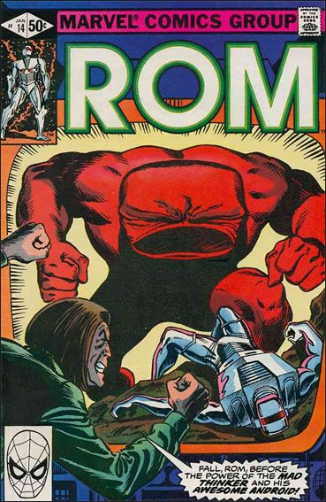 ROM (1979) 14-A by Marvel