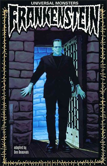 Universal Monsters: Frankenstein 1-A by Dark Horse