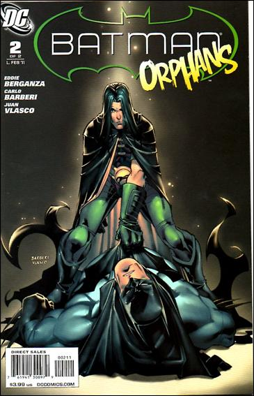 Batman: Orphans 2-A by DC