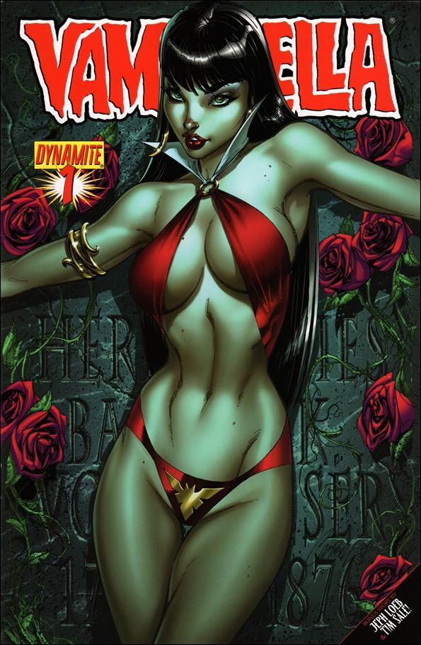 Vampirella (2010) 1-A by Dynamite Entertainment