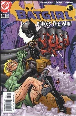 Batgirl (2000) 40-A