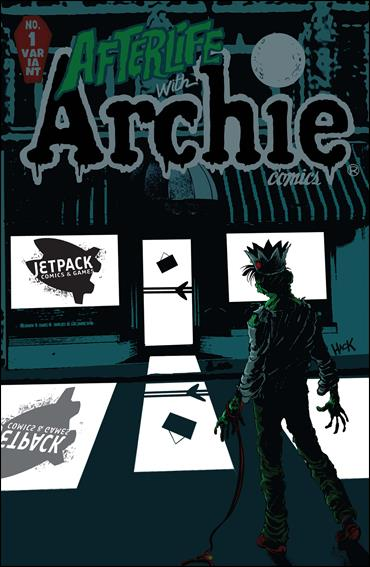 Afterlife with Archie 1-FD by Archie