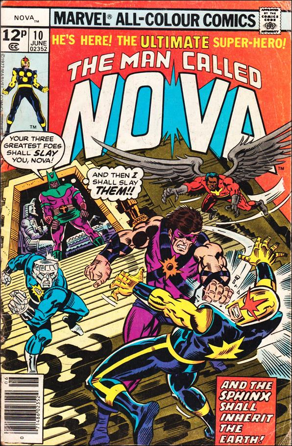 Nova (1976) 10-C by Marvel