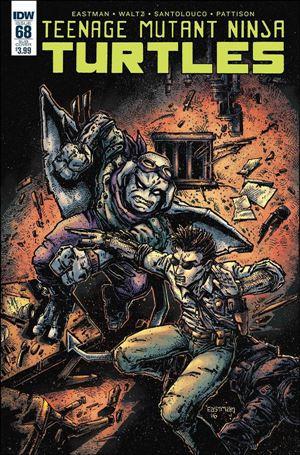 Teenage Mutant Ninja Turtles (2011) 68-B