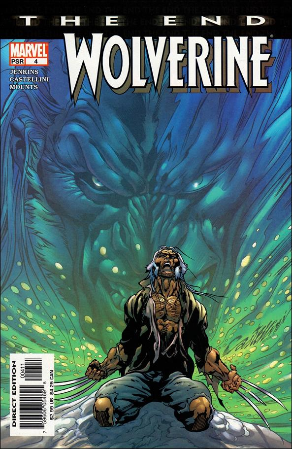 Wolverine: The End 4-A by Marvel