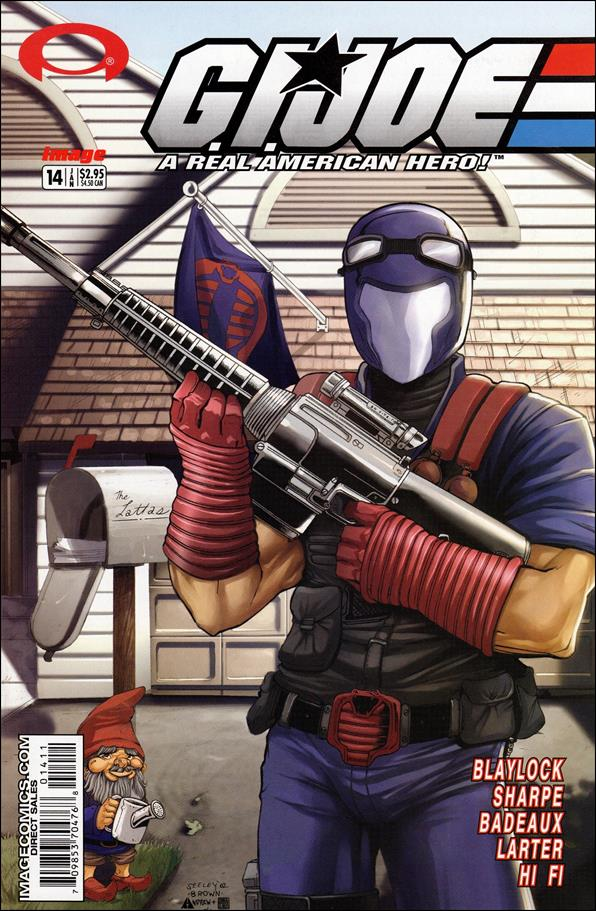 G.I. Joe (2001) 14-A by Devil's Due