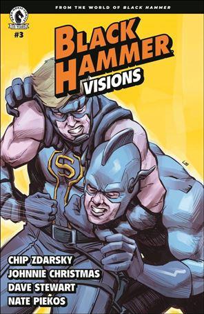 Black Hammer: Visions 3-B