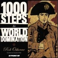 1000 Steps to World Domination 1-A by AiT/PlanetLar