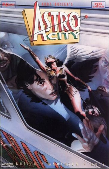 Kurt Busiek's Astro City (1995) 4-A by Image