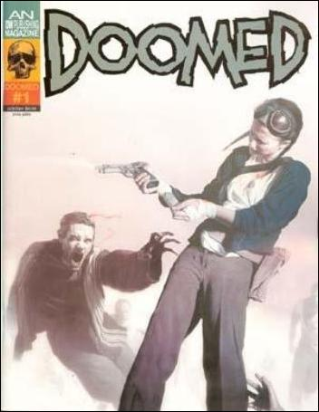 Doomed (2005) 1-B by IDW