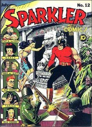 Sparkler Comics (1941) 12-A