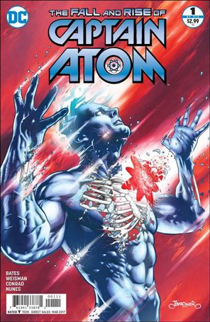 Fall and Rise of Captain Atom 1-A
