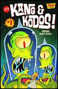 Simpsons One-Shot Wonders: Kang & Kodos 1-A
