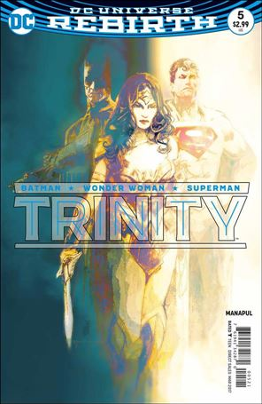 Trinity (2016) 5-B