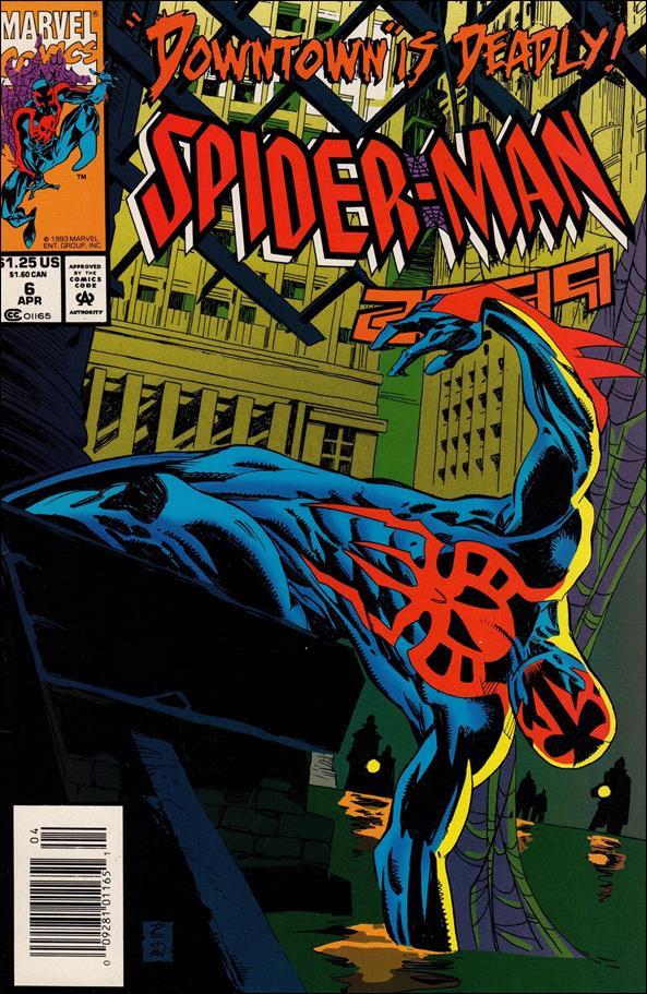 Spider-Man 2099 (1992) 6-A by Marvel