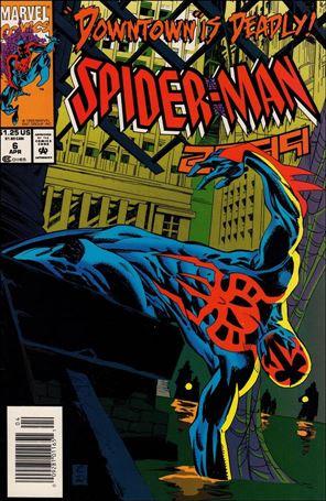 Spider-Man 2099 (1992) 6-A
