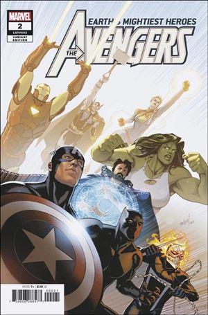 Avengers (2018) 2-B