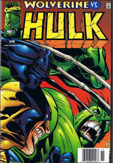 Hulk (1999) 8-A by Marvel