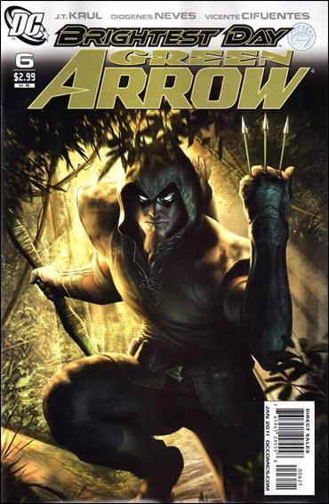 Green Arrow (2010/08) 6-B by DC
