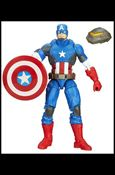 Marvel Legends Infinite: Captain America (Mandroid Series) Marvel NOW! Captain America Loose