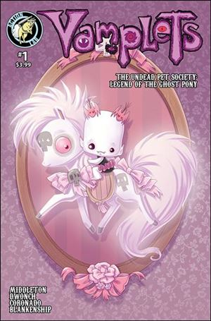Vamplets: The Undead Pet Society 1-A