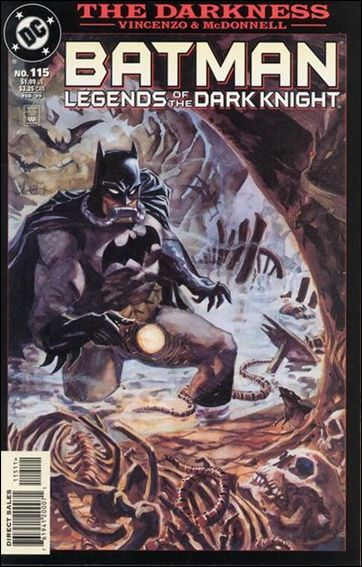Batman: Legends of the Dark Knight 115-A by DC