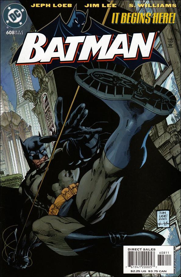 Batman (1940) 608-A by DC