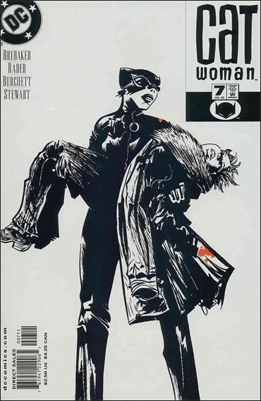 Catwoman (2002) 7-A by DC