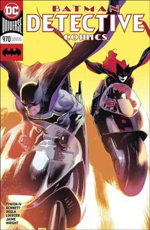 Detective Comics (1937) 970-B