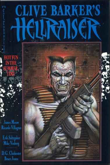 Clive Barker's Hellraiser (1989) 15-A by Epic