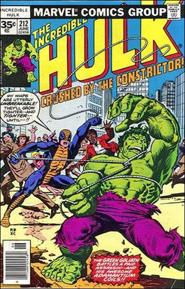 Incredible Hulk (1968) 212-B by Marvel