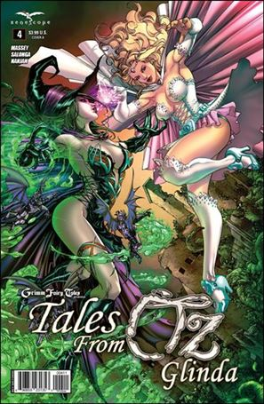 Grimm Fairy Tales Presents Tales from Oz 4-A