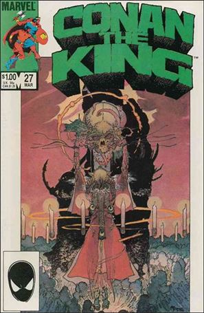Conan the King 27-A