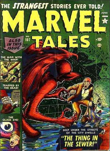 Marvel Tales (1949) 107-A by Timely