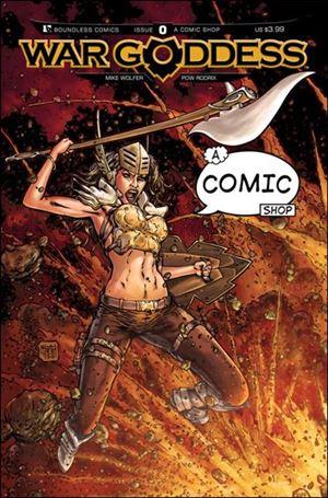 War Goddess 0-J