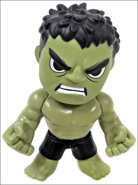 Avengers Infinity War Mystery Minis Hulk  1:12 by Funko