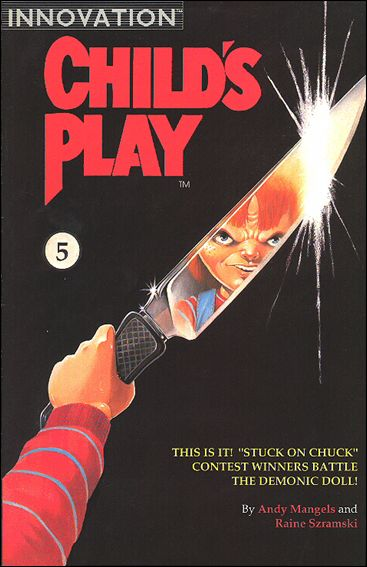 Child's Play: The Series 5-A by Innovation