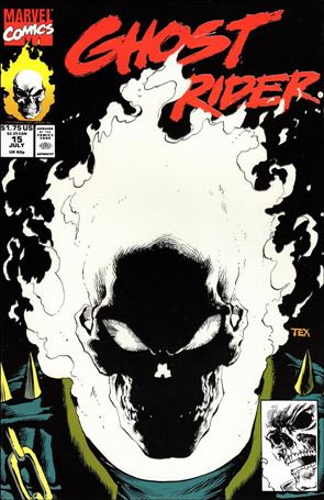 Ghost Rider (1990) 15-A