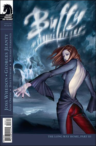 Buffy the Vampire Slayer Season Eight 3-A by Dark Horse