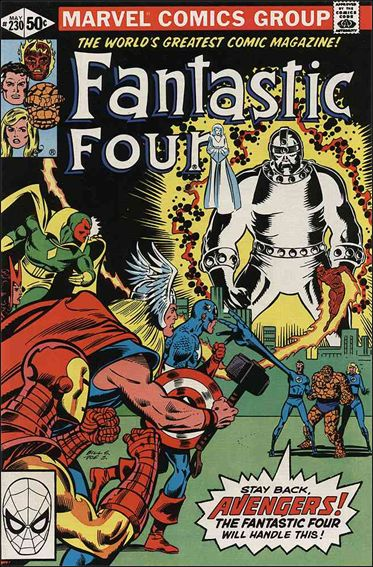 Fantastic Four (1961) 230-A by Marvel