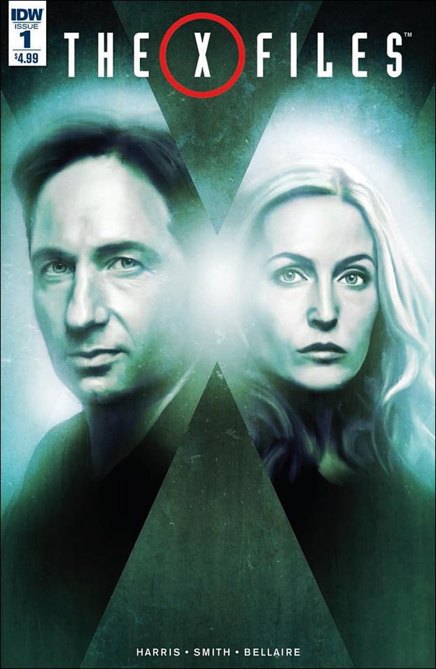 X-Files (2016) 1-A