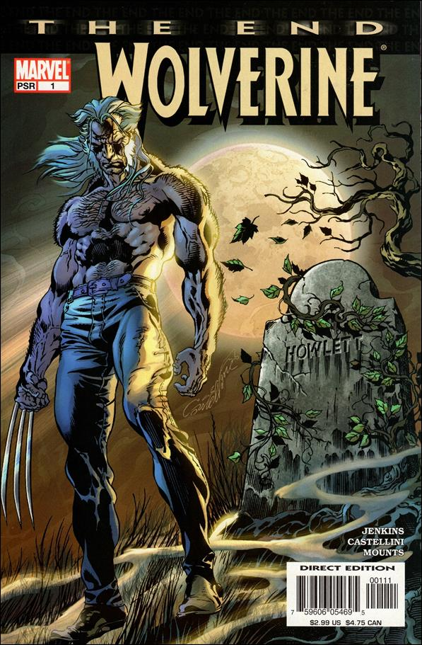 Wolverine: The End 1-A by Marvel