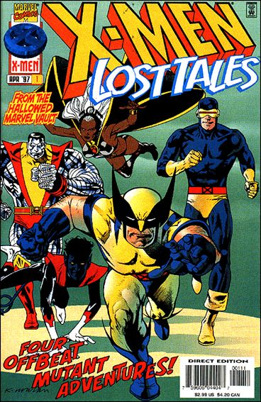 X-Men: Lost Tales 1-A by Marvel