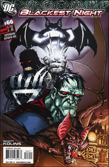 Superman/Batman 66-A by DC