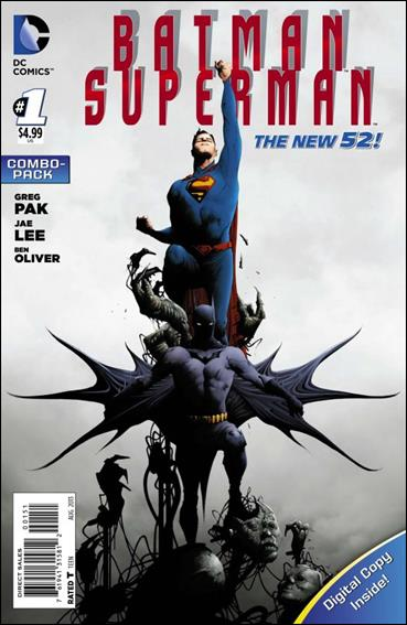 Batman/Superman 1-B by DC