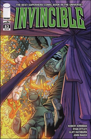 Invincible 83-A by Image